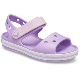 Crocs Crocband Sandalen Kinderen, violet